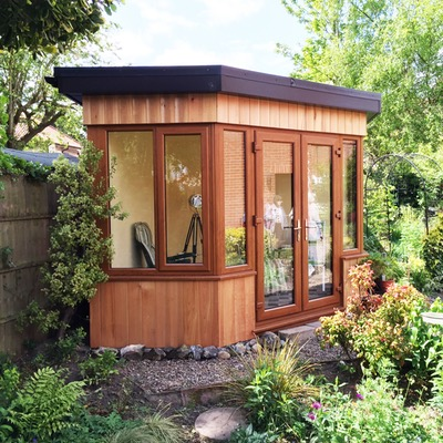 Home garden office
