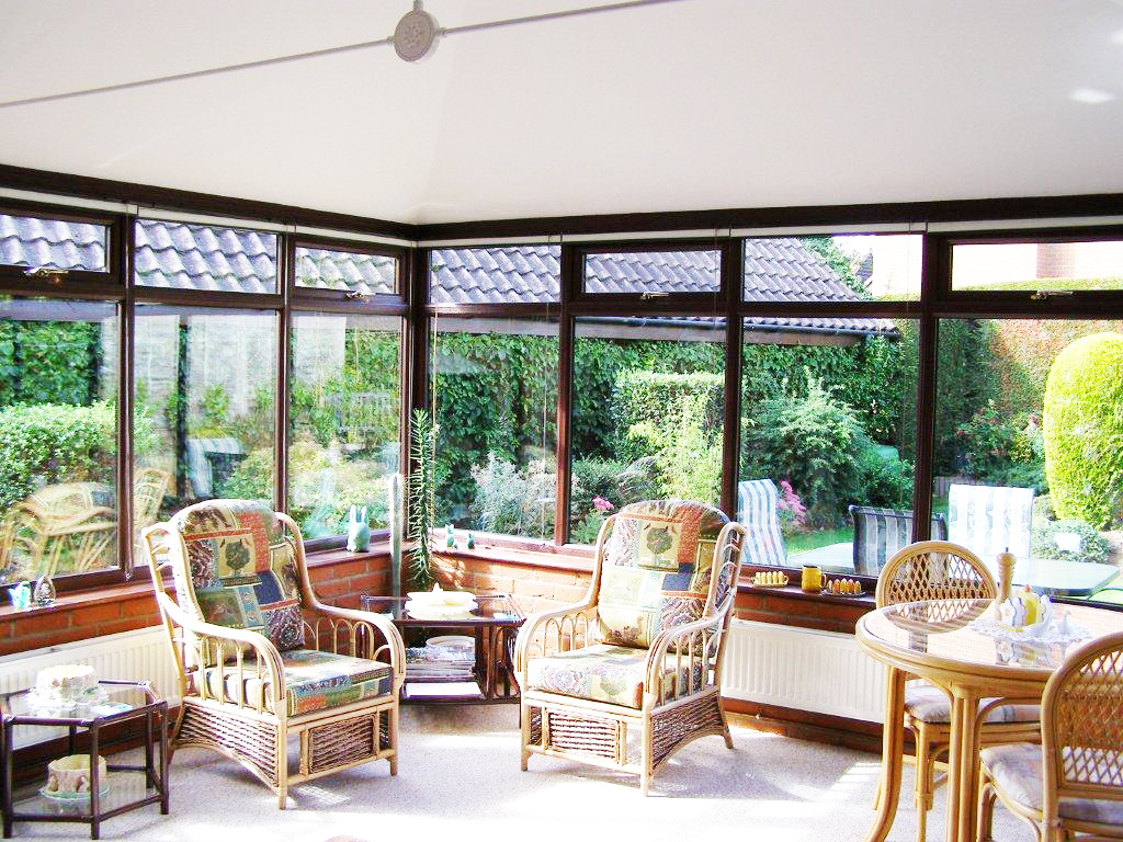 Conservatory Transformation - Interior