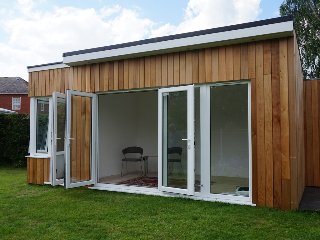 Garden Office in Great Plumstead