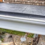 Conservatory ReRoof in EPDM