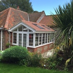Garden Room in North Norfolk