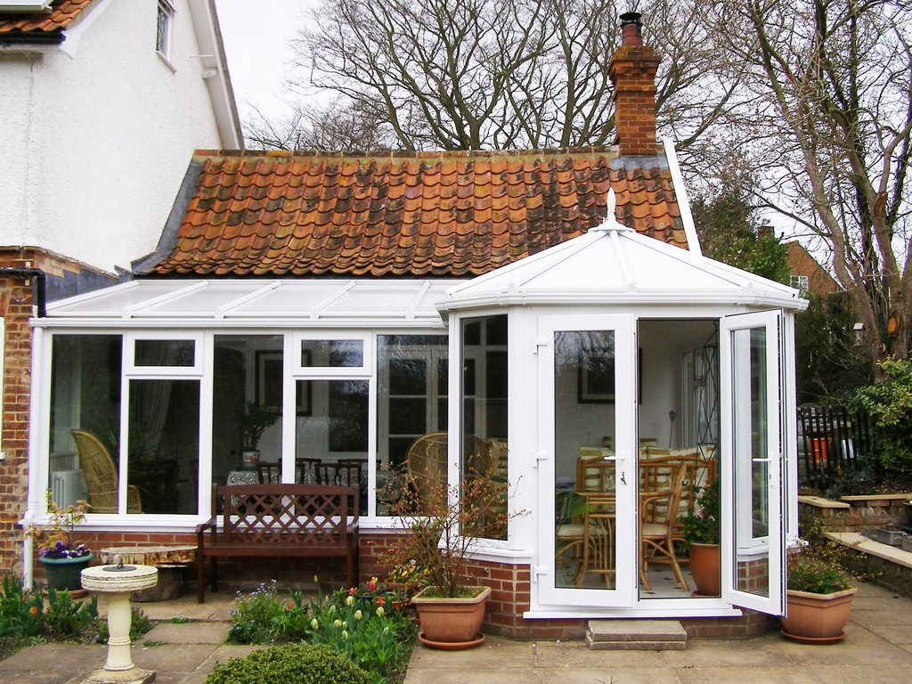 Conservatory Transformation - External View