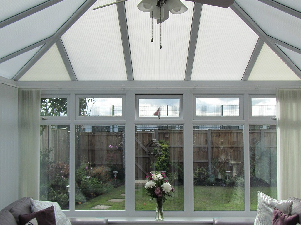 Conservatory Transformation in Thorpe St. Andrew - Before